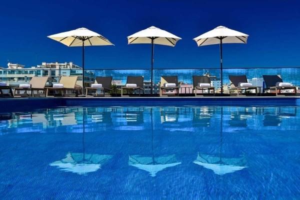 Piscine - Hôtel Prime Energize 4* Faro Portugal