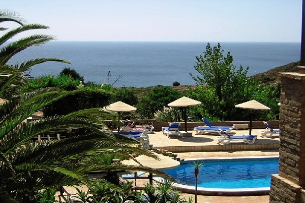 Piscine - Hôtel Quinta do mar da luz 3* Faro Portugal