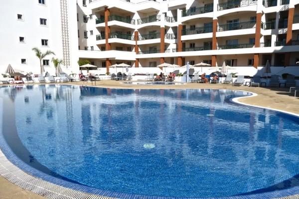 Piscine - Hôtel Victoria Sport & Beach Hotel 4* Faro Portugal