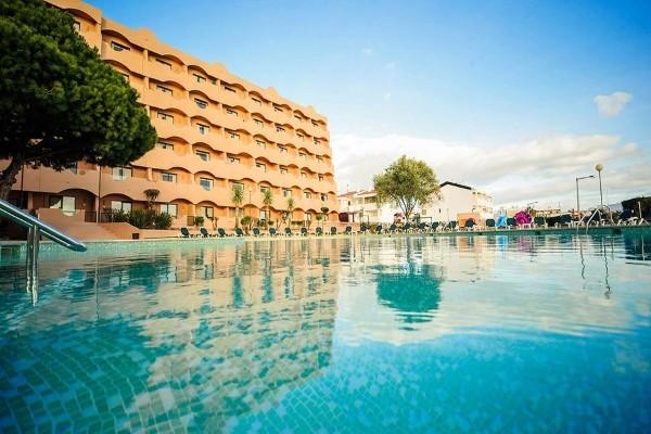 Piscine - Hôtel Vila Galé Atlantico 4* Faro Portugal