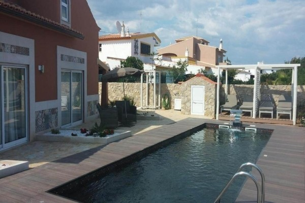 Piscine - Hôtel Villas D. Dinis Charming Residence 3* Faro Portugal