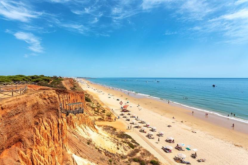 Plage - Club Framissima Adriana Beach Club Hotel Resort 4* Faro Portugal