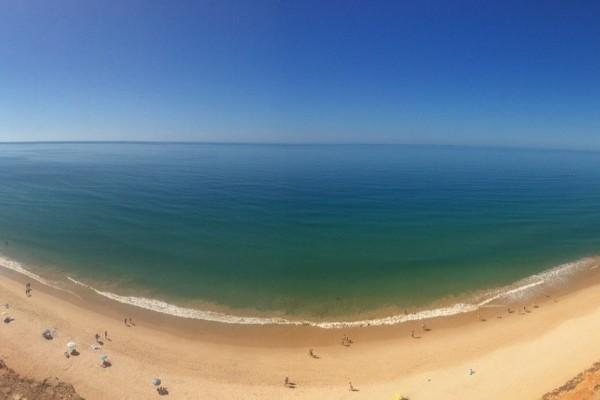 Plage - Hôtel Victoria Sport & Beach Hotel 4* Faro Portugal