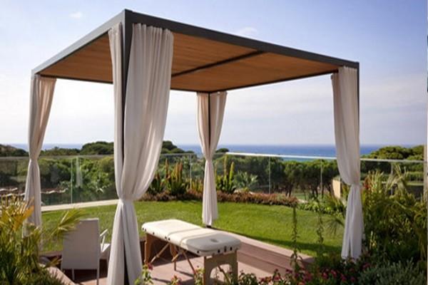 Terrasse - Hôtel Epic Sana - La Collection 5* Faro Portugal
