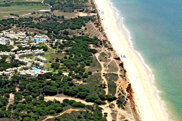 Vue panoramique - Club Jet Tours Adriana Beach 4* Faro Portugal