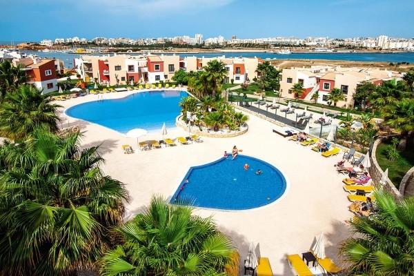 Vue panoramique - Hôtel Le Vitor's Village 4* Faro Portugal