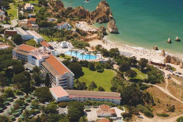 Vue panoramique - Hôtel Pestana Alvor Praia 5* Faro Portugal