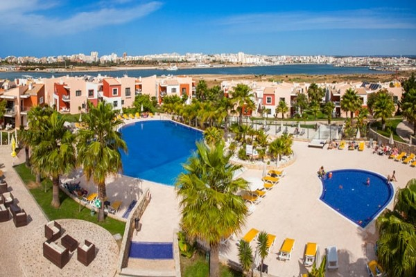 Vue panoramique - Hôtel Vistor's Village 4* Faro Portugal
