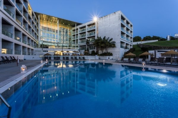 Piscine - Hôtel Aldeia Dos Capuchos Golf & Spa 4* Lisbonne Portugal
