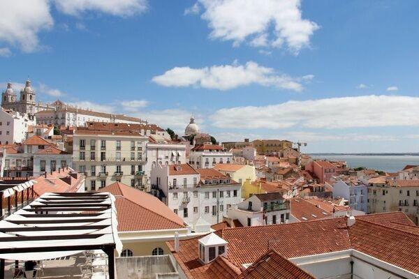 Ville - Hôtel Kappa City Lisbonne - Santa Justa 4* Lisbonne Portugal