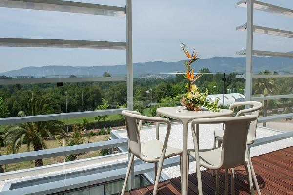 hotel inatel cerveira porto portugal promovacances. Black Bedroom Furniture Sets. Home Design Ideas