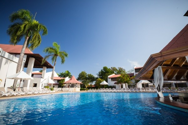 Piscine - Hôtel Blue Bay Villas Doradas 4* Puerto Plata Republique Dominicaine
