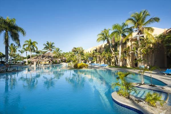 Piscine - Hôtel Casa Marina Beach et Reef 3* Puerto Plata Republique Dominicaine