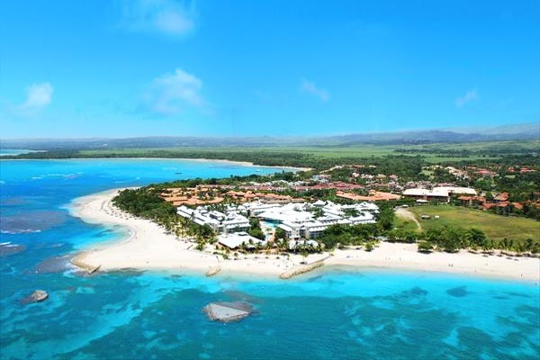 Plage - Grand Paradise Playa Dorada All Inclusive 4* Saint Domingue Republique Dominicaine