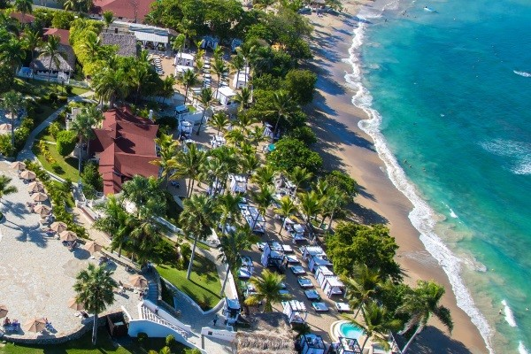 Plage - Lifestyle Tropical Beach Resort & Spa 4*Sup