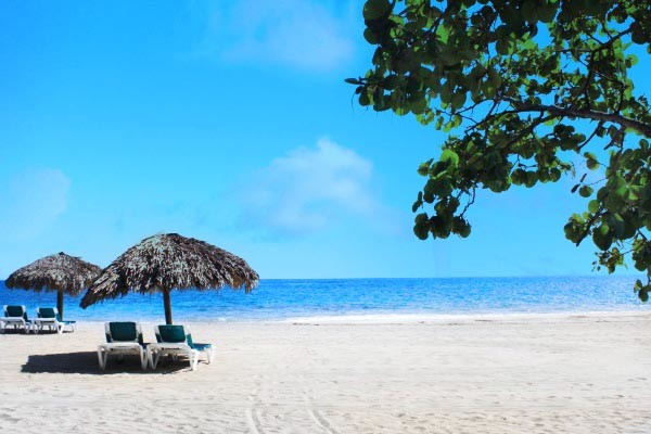 Plage - Vh Gran Ventana Beach Resort All Inclusive 4* Saint Domingue Republique Dominicaine