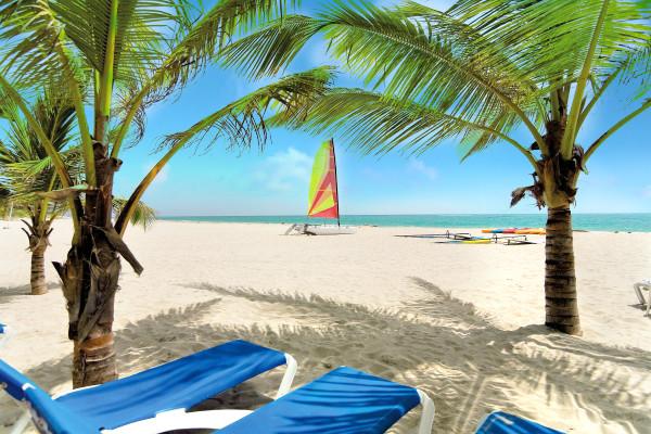 Plage - Hôtel Viva Wyndham Tangerine 4* Puerto Plata Republique Dominicaine