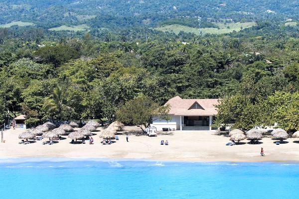 Vue panoramique - Hôtel Blue Bay Villas Doradas 4*