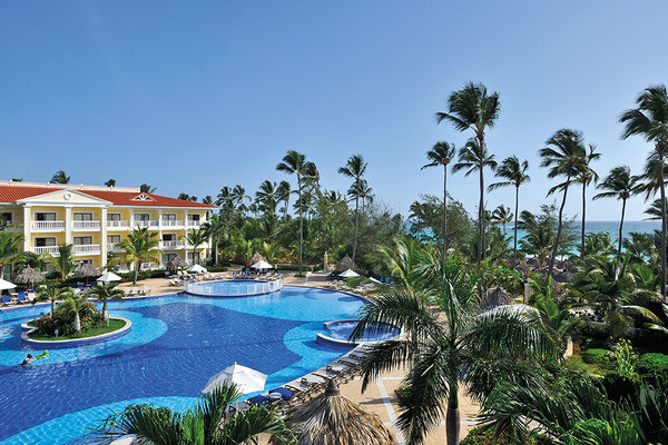 (fictif) - Hôtel Bahia Principe Luxury Esmeralda 5* Punta Cana Republique Dominicaine