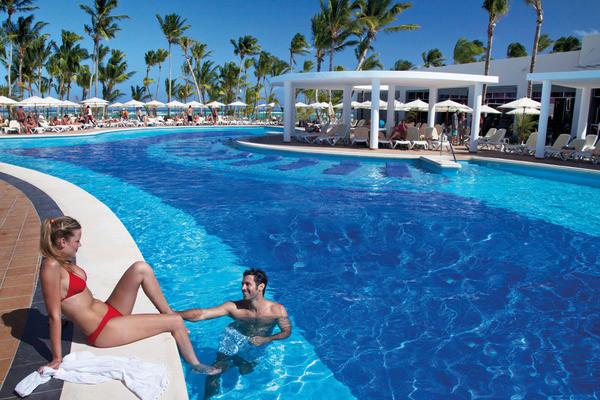 (fictif) - Hôtel Riu Palace Bavaro 5* Punta Cana Republique Dominicaine