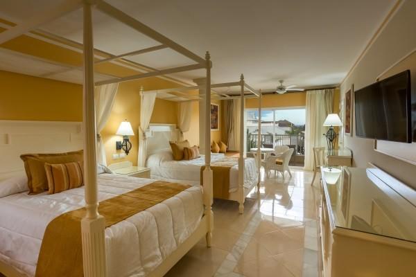 Chambre - Hôtel Bahia Principe Luxury Bouganville 5* Punta Cana Republique Dominicaine