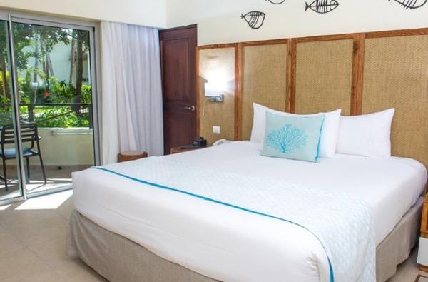 Chambre - Club Coralia Impressive Resort & Spa 5* Punta Cana Republique Dominicaine