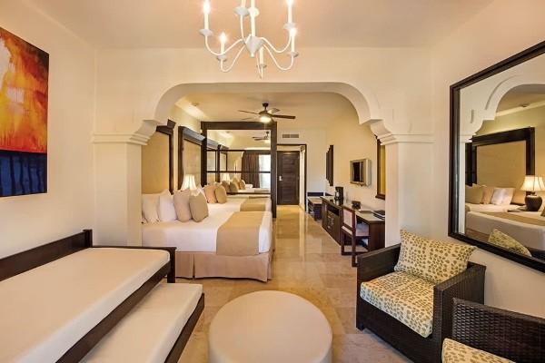 Chambre - Hôtel Melia Caribe Beach Resort 5* Punta Cana Republique Dominicaine