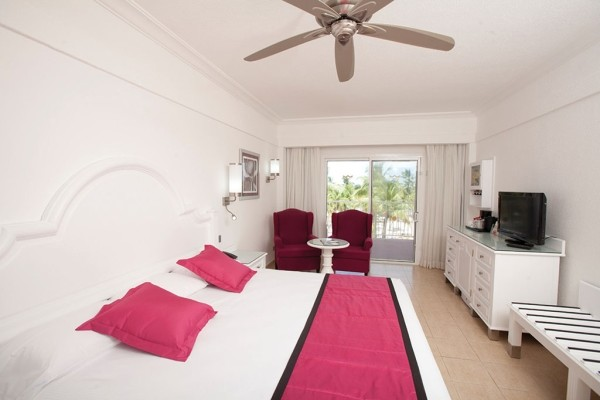 Chambre - Hôtel Riu Palace Macao 5* Punta Cana Republique Dominicaine