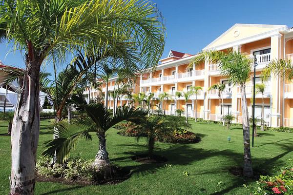 Parc - Hôtel Bahia Principe Grand Aquamarine 5* Punta Cana Republique Dominicaine