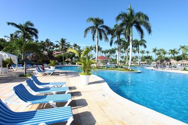 Piscine - Hôtel Bahia Principe Luxury Bouganville 5* Punta Cana Republique Dominicaine