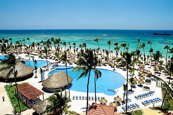Piscine - Hôtel Bahia Principe Grand Bavaro 5* Punta Cana Republique Dominicaine