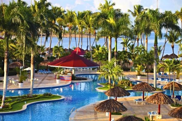 Piscine - Hôtel Bahia Principe Grand La Romana 5* Punta Cana Republique Dominicaine