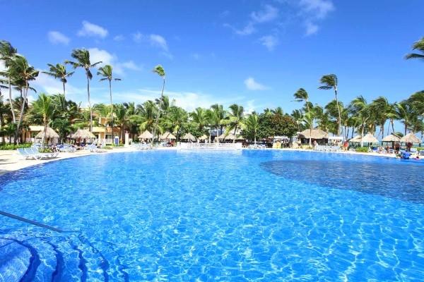 Piscine - Hôtel Bahia Principe Grand Punta Cana 5* Punta Cana Republique Dominicaine