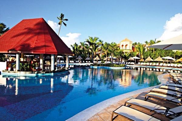 Piscine - Hôtel Bahia Principe Luxury Ambar 5* Punta Cana Republique Dominicaine