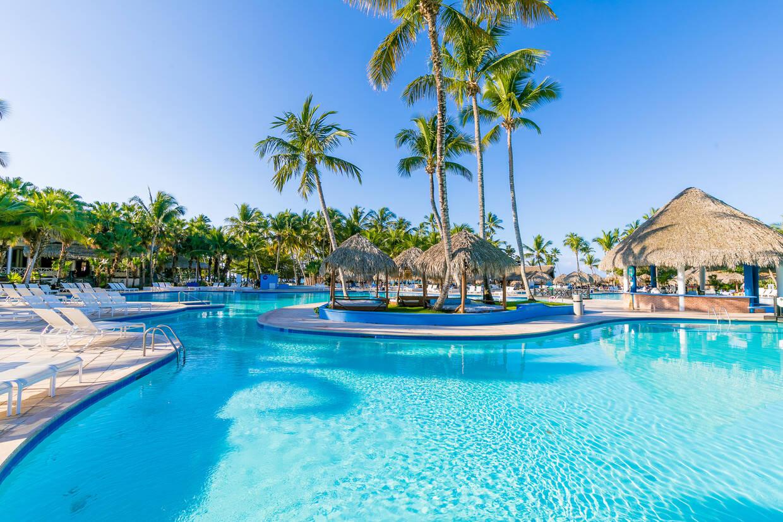 Piscine - Hôtel Be Live Collection Canoa 5* Punta Cana Republique Dominicaine