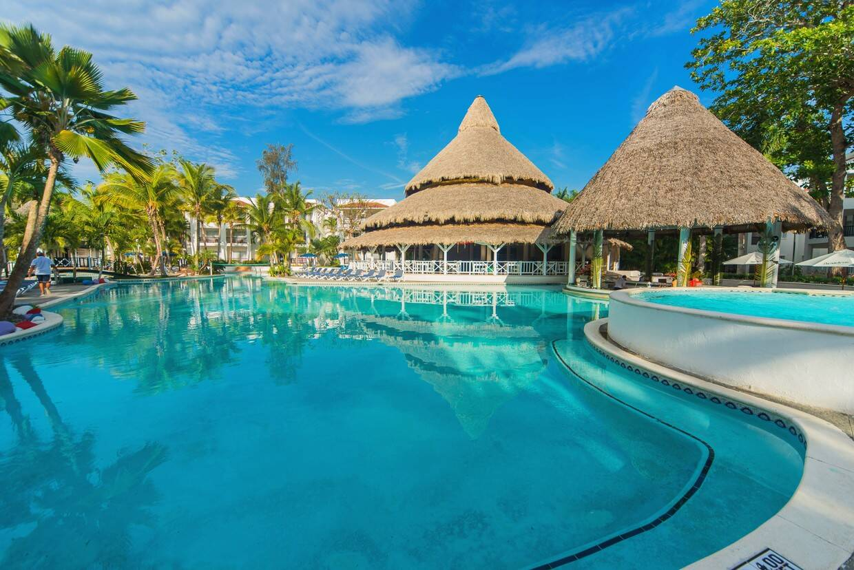 Piscine - Be Live Experience Hamaca 3* Saint Domingue Republique Dominicaine