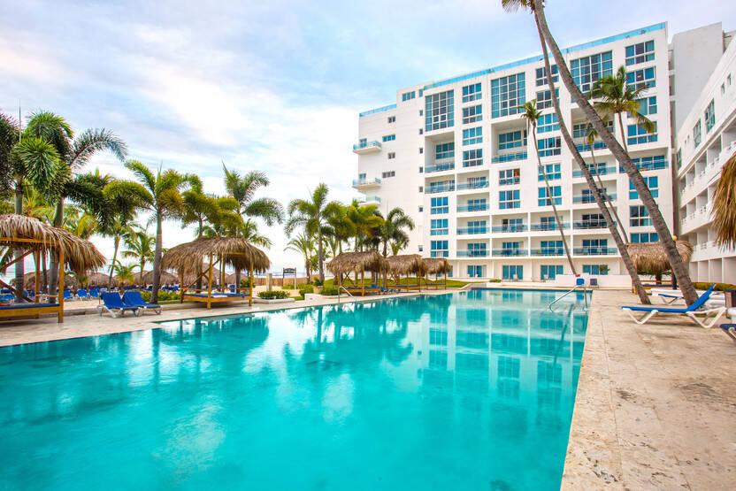 Piscine - Hôtel Be Live Experience Hamaca 4* Punta Cana Republique Dominicaine