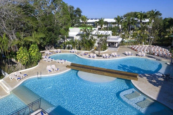 Piscine - Club Bravo Club Caribe Playa 4* sup Punta Cana Republique Dominicaine