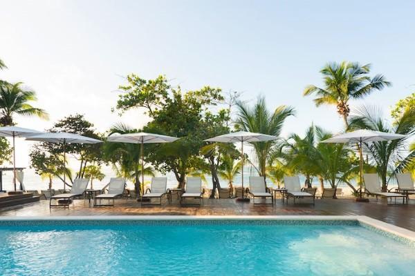 Piscine de l'espace VIP - Bravo Club Caribe Playa