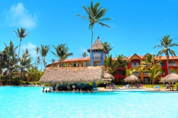 Piscine - Hôtel Caribe Deluxe Princess 5* Punta Cana Republique Dominicaine