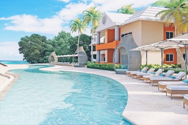 Piscine - Hôtel Coral Level at Iberostar Selection Bavaro 5* Punta Cana Republique Dominicaine