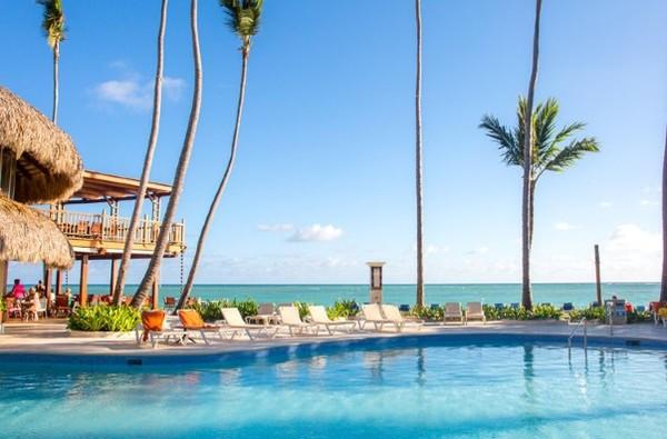 Piscine en bord de mer - Coralia Impressive Resort & Spa
