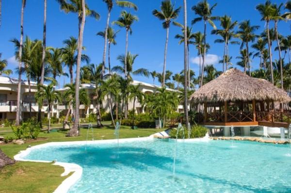Piscine - Club Coralia Impressive Resort & Spa 5* Punta Cana Republique Dominicaine