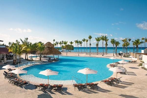 Piscine - Hôtel Dreams Dominicus La Romana 5* Punta Cana Republique Dominicaine