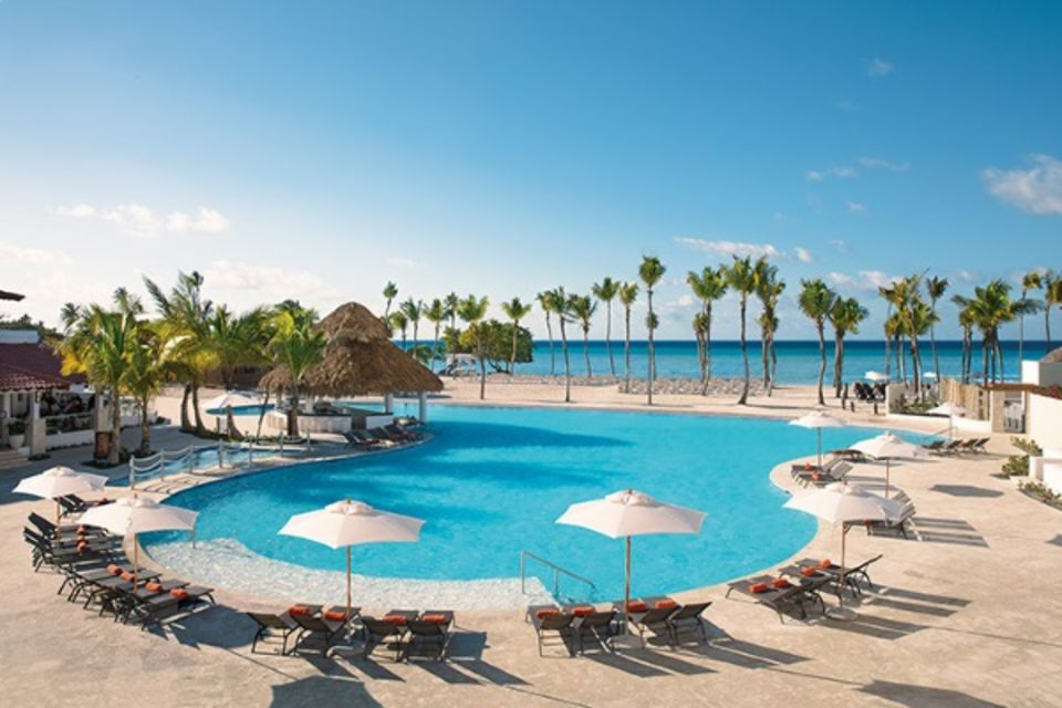 Hôtel Dreams Dominicus La Romana Punta Cana Republique Dominicaine