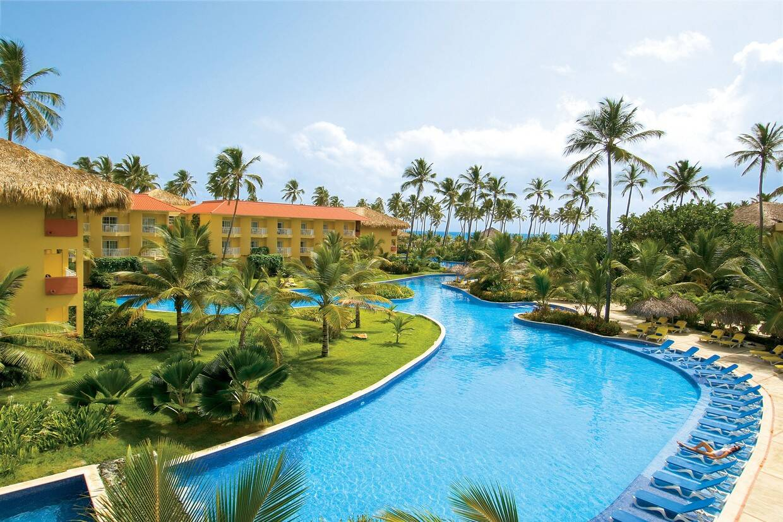 Piscine - Hôtel Dreams Punta Cana Resort & Spa 5* Punta Cana Republique Dominicaine