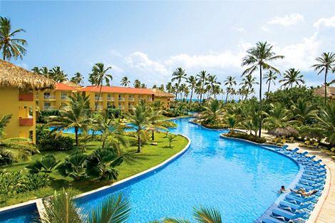Republique Dominicaine-Hôtel Dreams Punta Cana Resort and Spa 5*