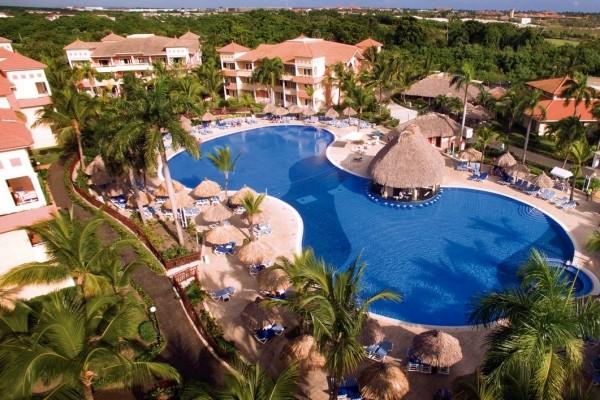Piscine - Hôtel Grand Bahia Principe Turquesa 5* Punta Cana Republique Dominicaine