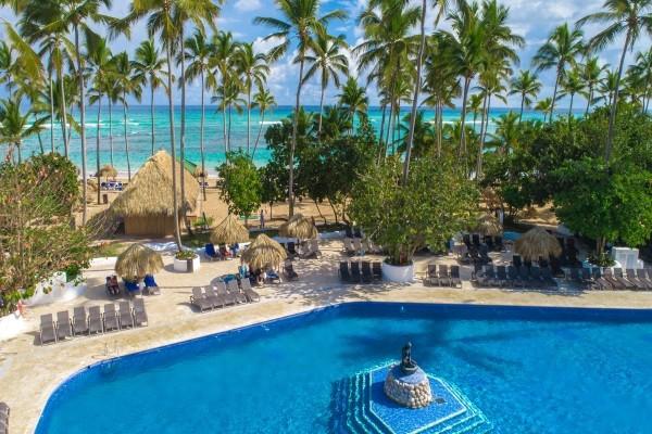 Piscine - Hôtel Grand Sirenis Punta Cana Resort 5* Punta Cana Republique Dominicaine