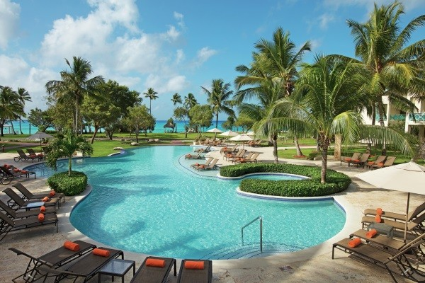 Piscine - Hôtel Hilton La Romana Family (ex Dreams La Romana) 5* Punta Cana Republique Dominicaine
